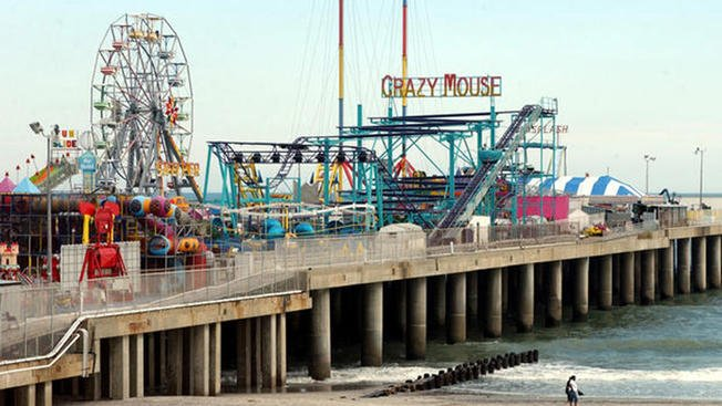Atlantic City Amusement Park Battle Heads to Mediation