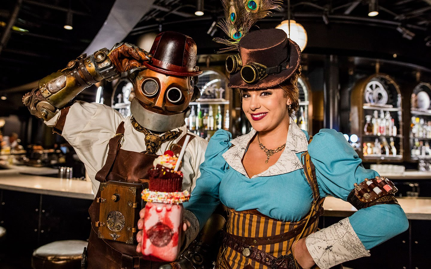 NOW OPEN: The Toothsome Chocolate Emporium & Savory Feast Kitchen