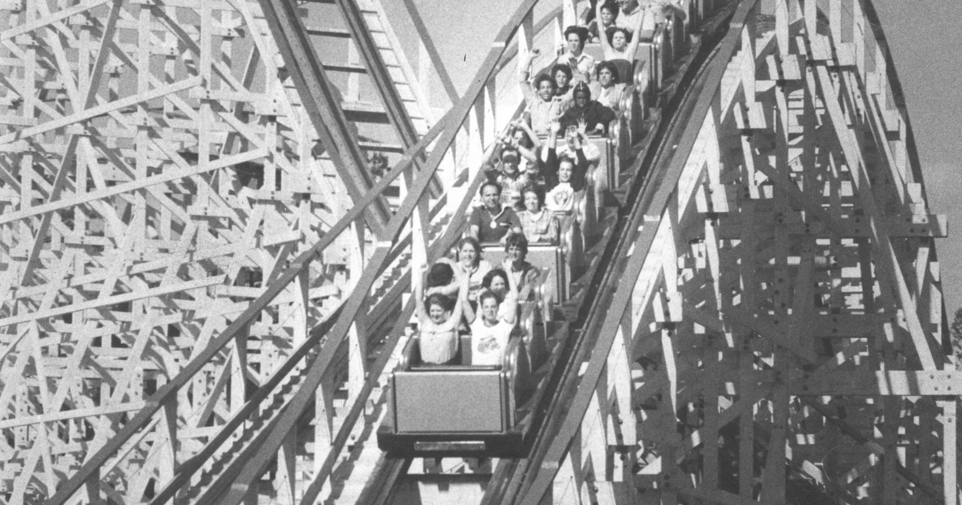 Relive the amusement park's thrilling legacy