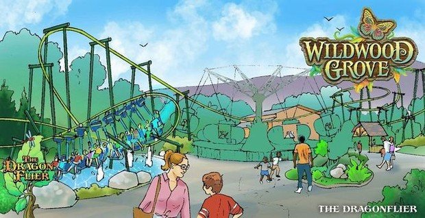Dollywood's $37 million growth: Wildwood Grove will characteristic curler coaster, big swings