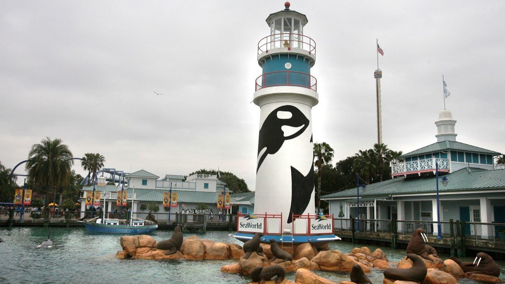 SeaWorld cuts 125 jobs, plans restructuring