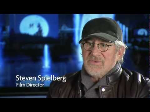 Steven Spielberg's Thoughts on the Power of Film & A First Look at Universal's Cinematic Spectacular