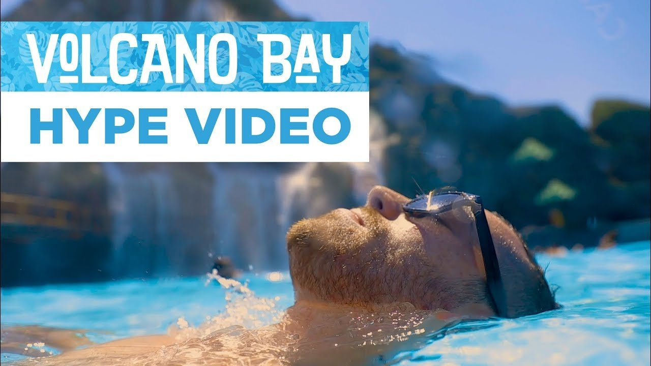 Volcano Bay Hype Video