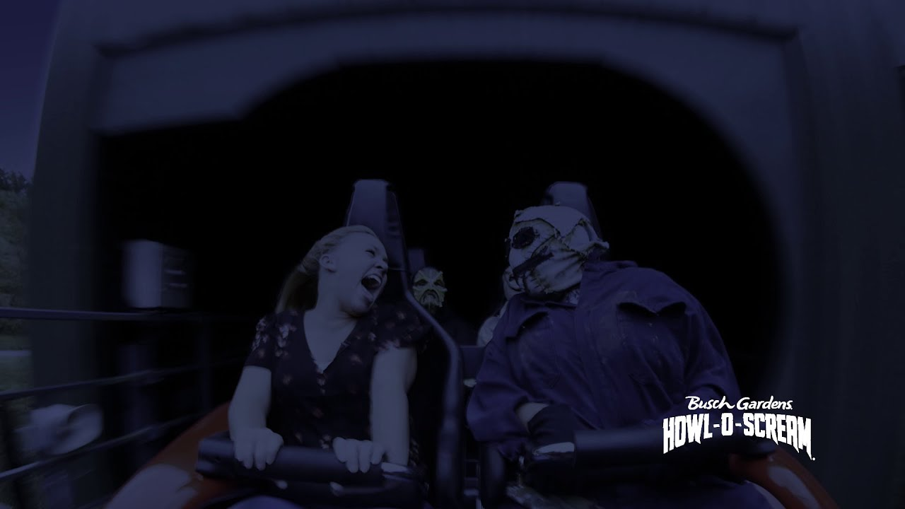 Howl-O-Scream 2018: Scares Are Everywhere