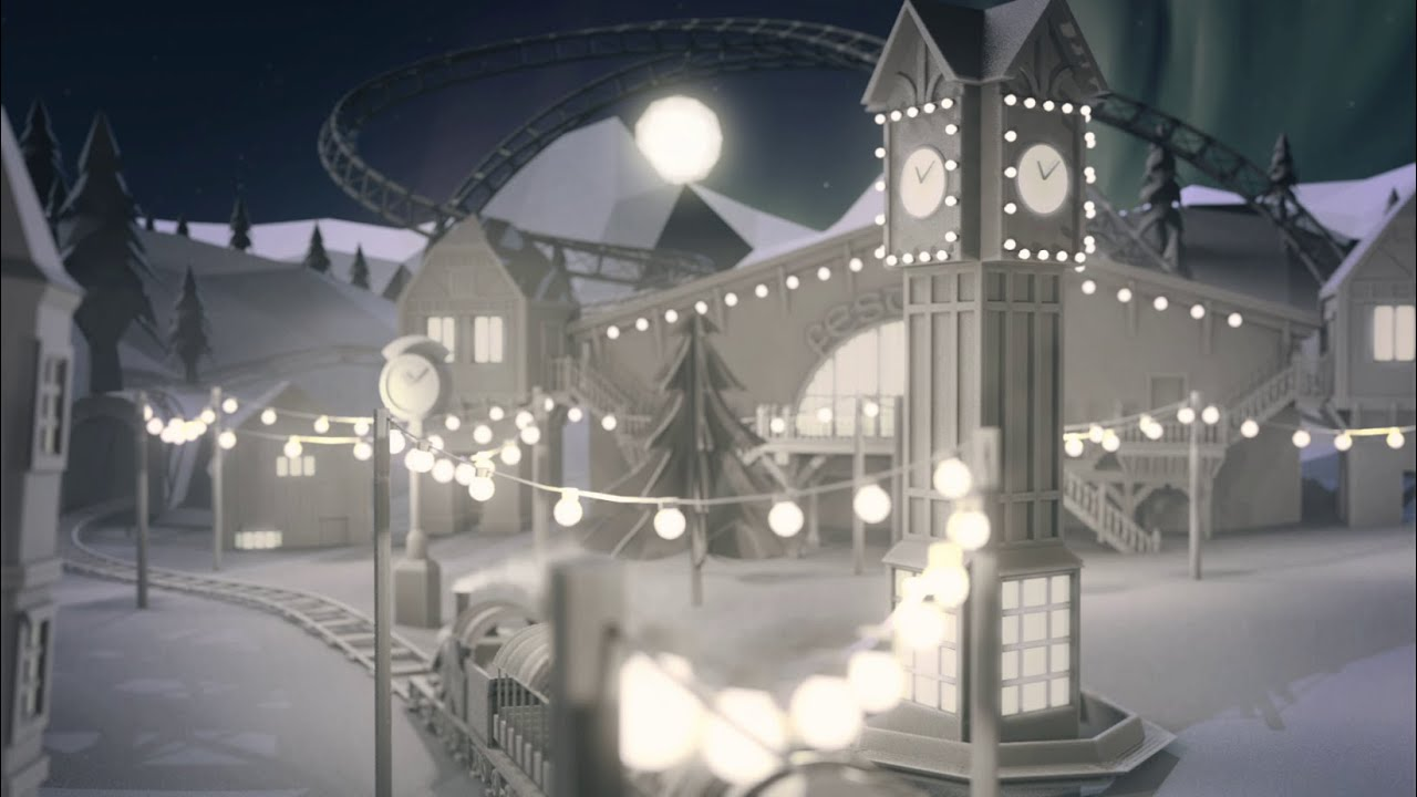 Christmas Town: A Place To Believe TV Spot