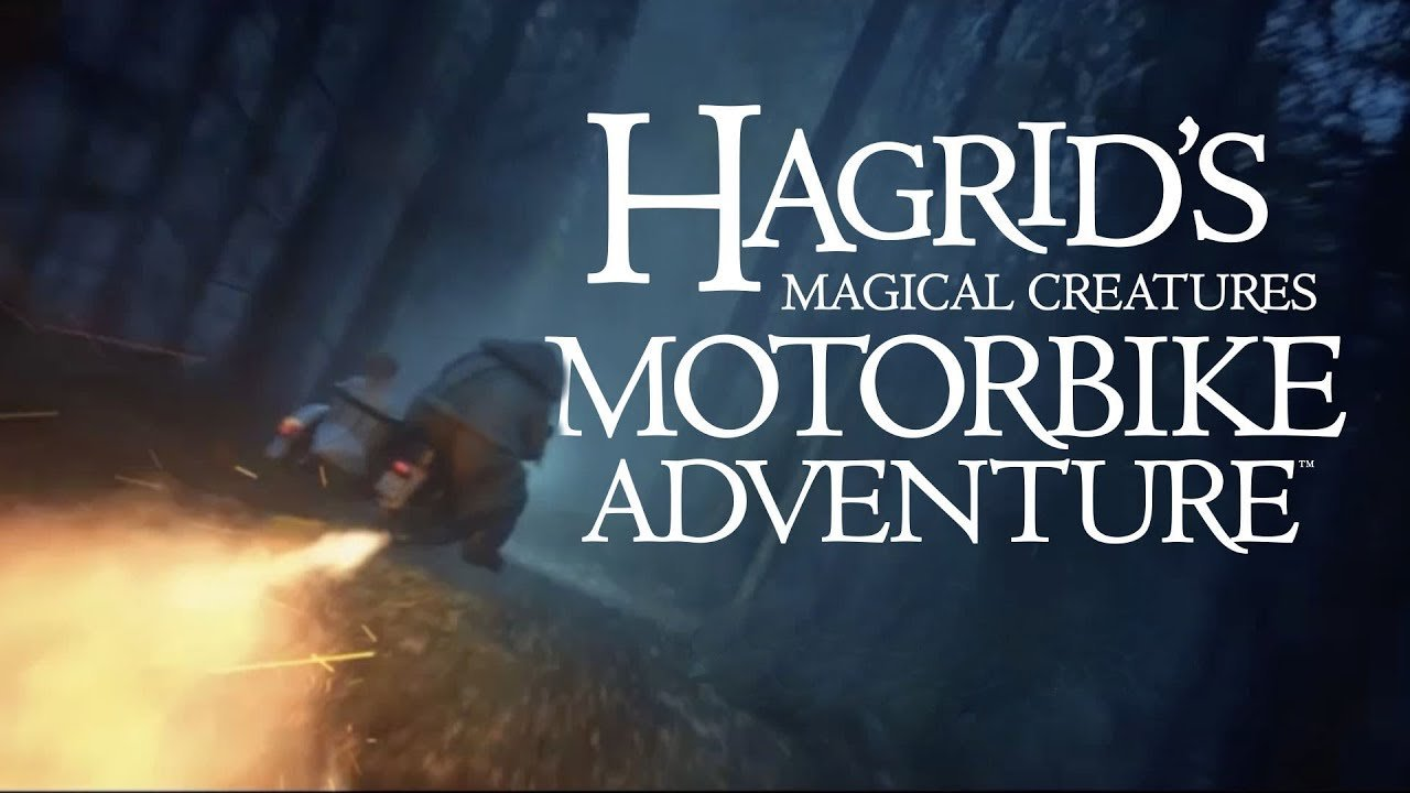 Hagrid's Magical Creatures Motorbike Adventure | Trailer