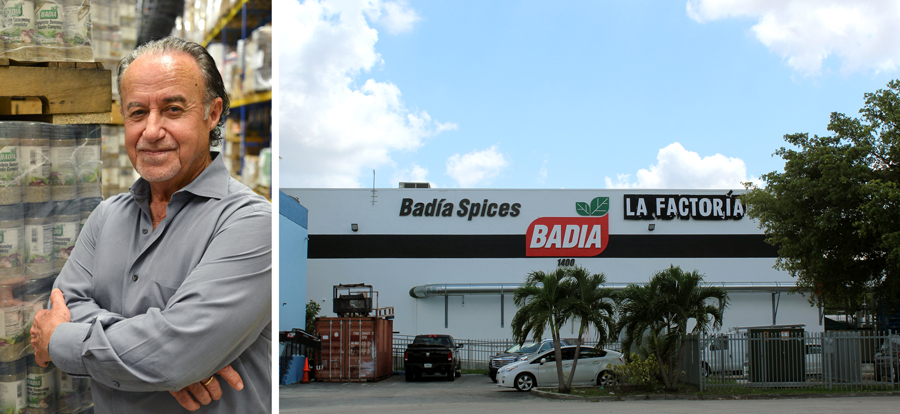 "Jose ""Pepe"" Badia and Badia Spices La Factoria"