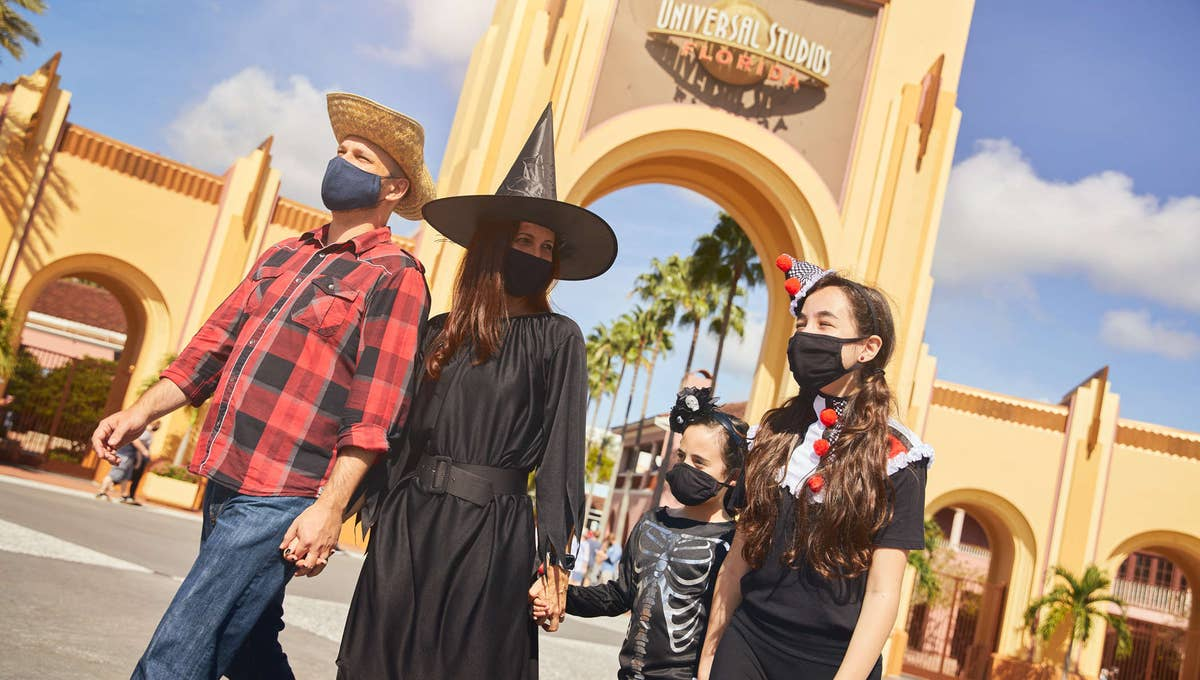 Universal Orlando's Halloween Horror Nights open; Disneyland reopening news